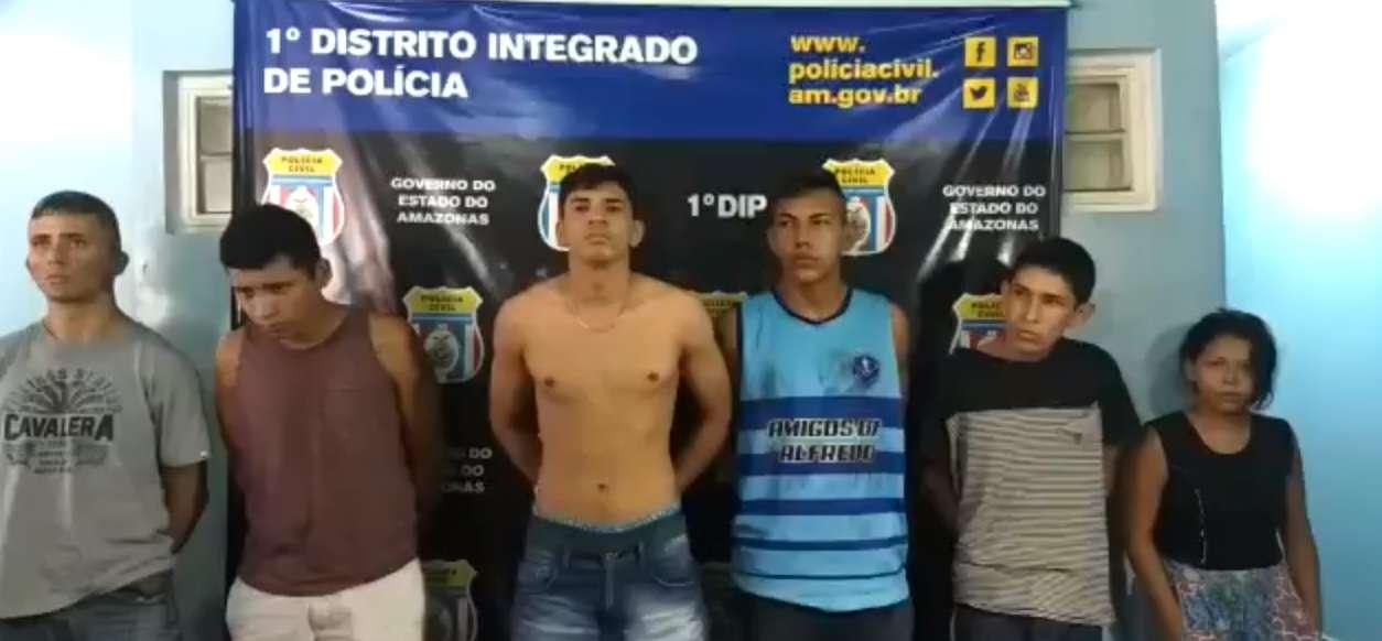 Bandido tenta matar policial, se abestalha e atira no próprio pé em Manaus- Imagem: Divulgação