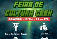 Feira da Cultura Geek / Divulgação