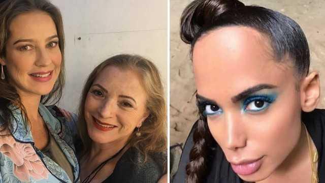 Mãe de Luana detona Anitta: 'A orelha é coisa de Belzebu' - Imagem: Divulgação