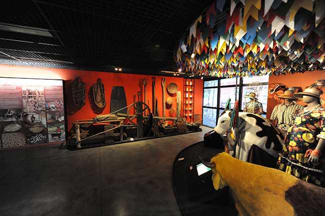 Museu do Homem do Norte/ FOTO Divulgação-SEC