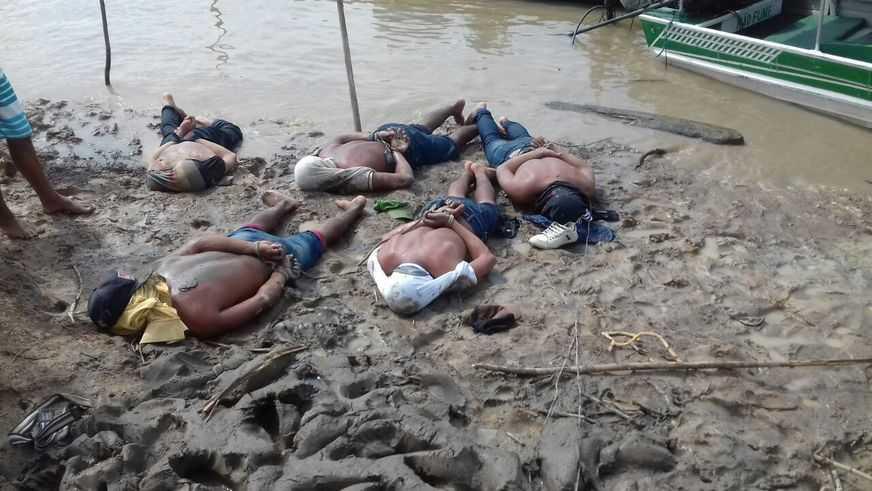 No Arapapá bandidos viram bodó- Imagem: Divulgação