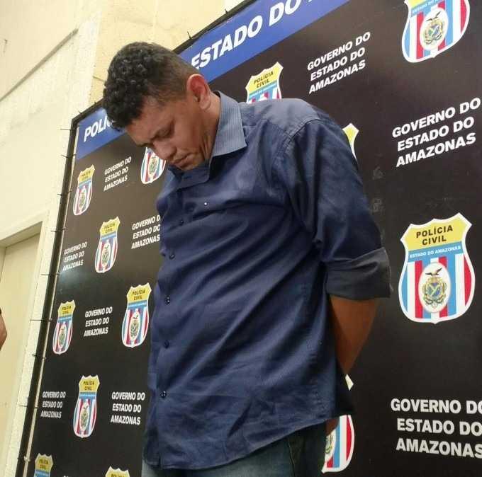 Pastor é preso suspeito crime de estupro contra, pelo menos, quatro homens no AM - Imagem: Divulgação