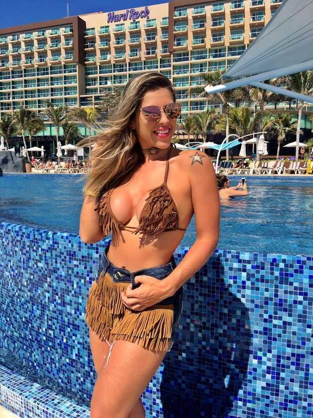 Ana Paula Minerato (Foto: Caue Garcia / CG1 Comunicação/Divulgação)