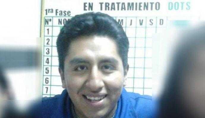 Grover Macuchapi Calle, de 27 anos / Divulgação