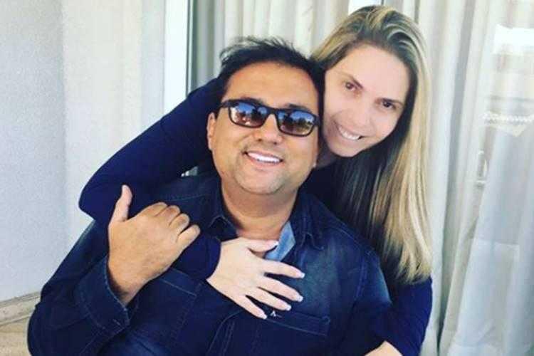 """""""Geraldo Luis e Luciana Lacerda (Reprodução/Instagram)"""">Geraldo Luis e Luciana Lacerda (Reprodução/Instagram)"""