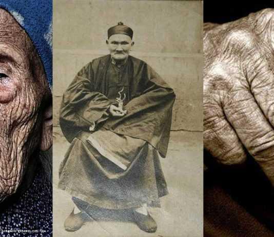 Homem mais velho do mundo, com 265 anos de idade, revela os segredos que vão chocar o mundo. / Divulgação