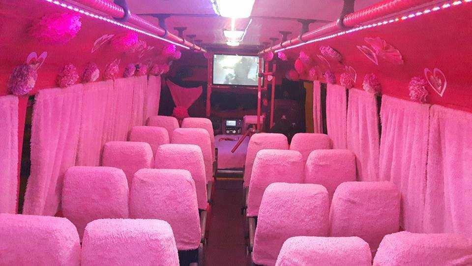 O micro ônibus executivo mais famoso de Manaus! Rota 845 - 17 / Divulgação