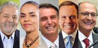 disputa para Presidente em Manaus