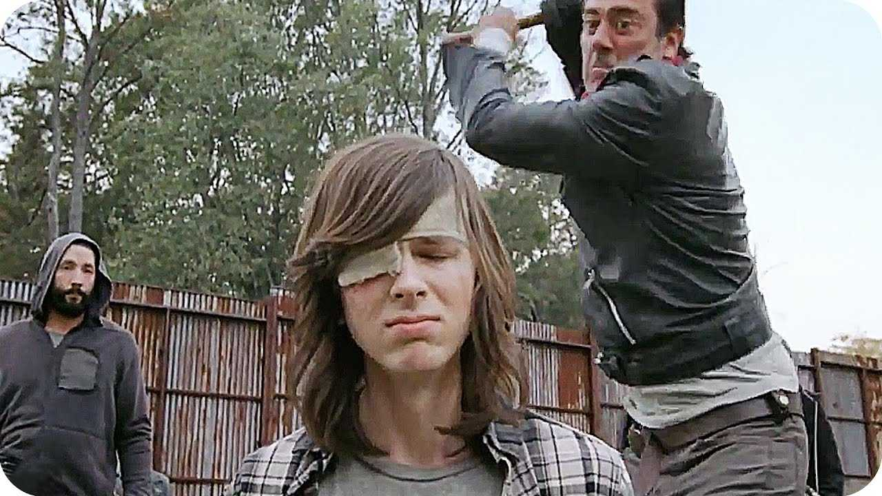 THE WALKING DEAD Season 7 Episode 16 RECAP CLIP & FEATURETTES (2017) Season Finale / Reprodução Youtube