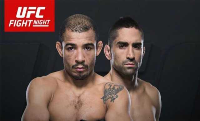 UFC oficializa retorno de José Aldo diante de Ricardo Lamas em dezembro / Divulgação