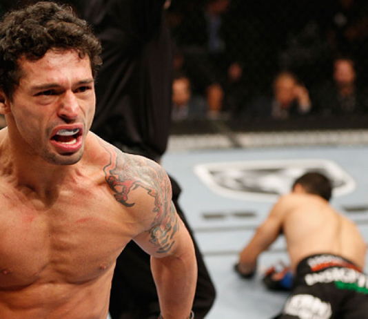 Adriano Martins / Divulgação UFC