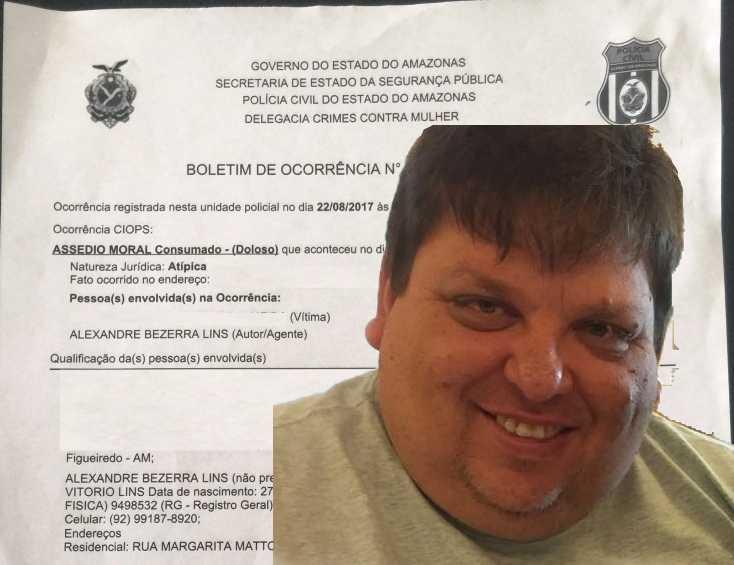 Alexandre Lins pediu demissão em caráter irrevogável / Divulgação