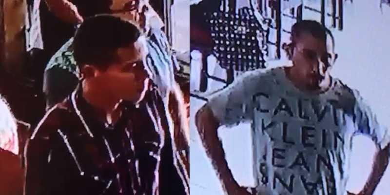 Em Manaus: Bandidos foram almoçar e depois de satisfeitos, assaltaram a churrascaria - Imagem: Reprodução