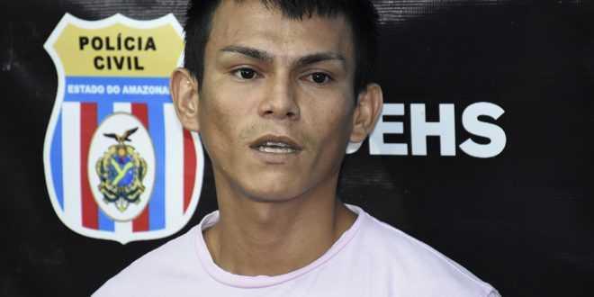 """Dione Costa dos Santos, 25, conhecido como """"Macaquinho"""", envolvido na morte do maquiador João Felipe de Oliveira Martins / Divulgação"""