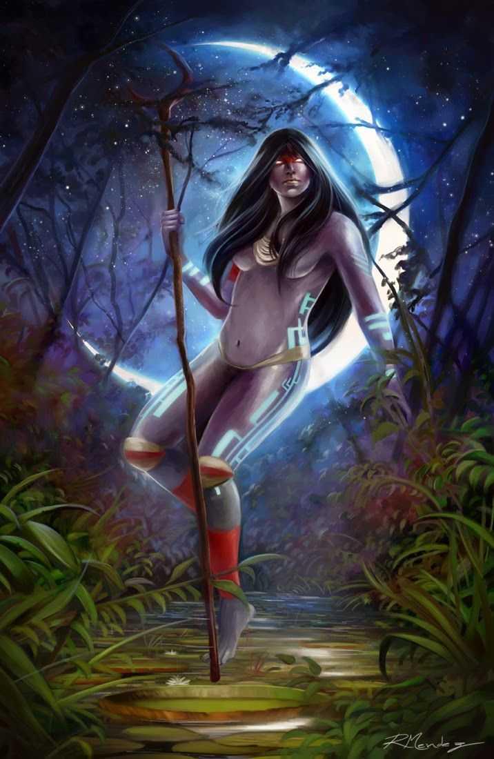 Conheça a lenda do Tarumã - Imagem: Divulgação