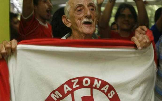 Conheça o legado da lenda do futebol amazonense: Amadeu Teixeira - Imagem: Divulgação