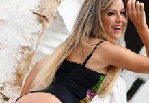 Ex-Panicat Tania Oliveira / Divulgação