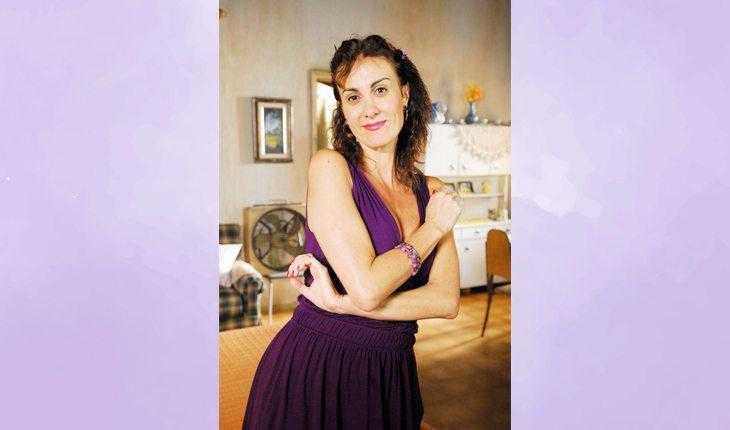 Em 2008, Márcia participou de Dicas de um Sedutor, uma série semanal produzida pela Globo em 2008 - Foto: Divulgação/ TV Globo