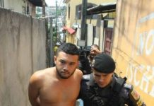 """""""Operação Jaguá"""": Força Tática e Canil prendem comandante do tráfico de drogas na Zona Sul de Manaus - Imagem: Portal do Capitão"""