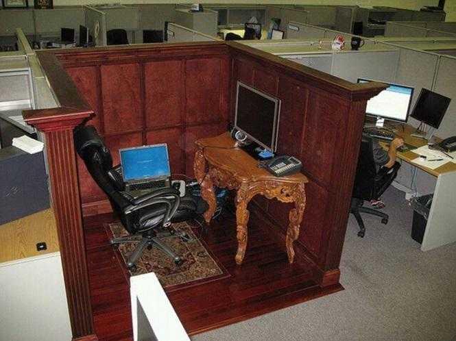 Quando o escritório vira peça de museu