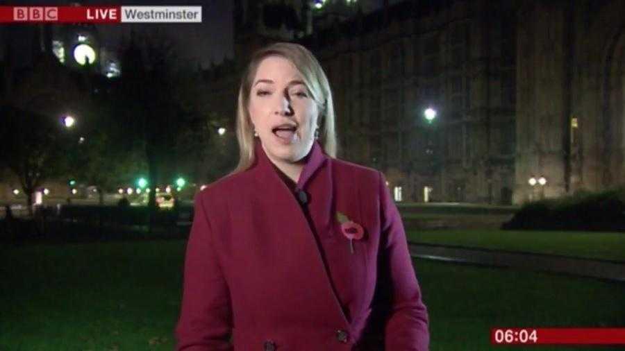 """""""Gemidão do zap"""" invade Reino Unido e pega ancora durante transmissão ao vivo da BBC"""