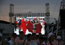 Hemoam no Carnaval 2018 a Festa de Todos