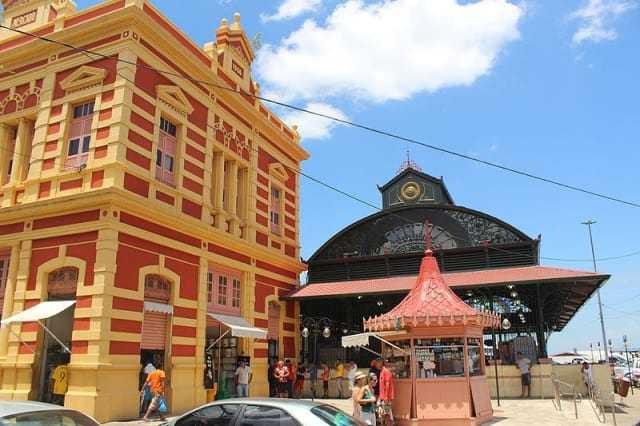 Mercado Municipal Adolpho Lisboa / Foto : Divulgação