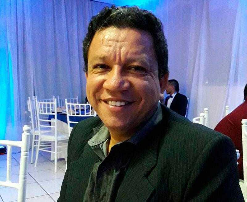 Nivaldo Mota é o ator amazonense que irá interpretar o Chacrinha   Foto: Reprodução