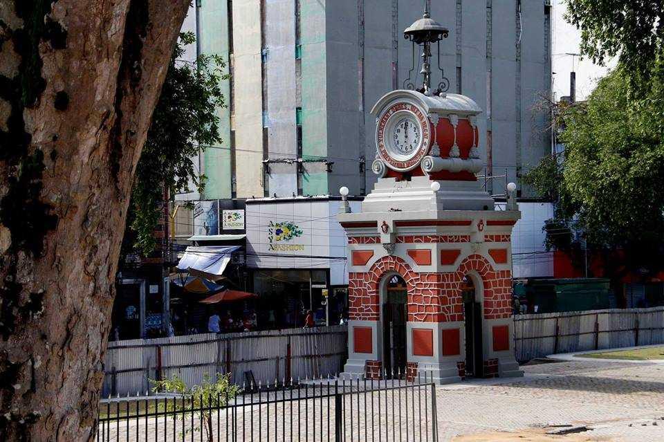 Relógio Municipal / Foto : Divulgação