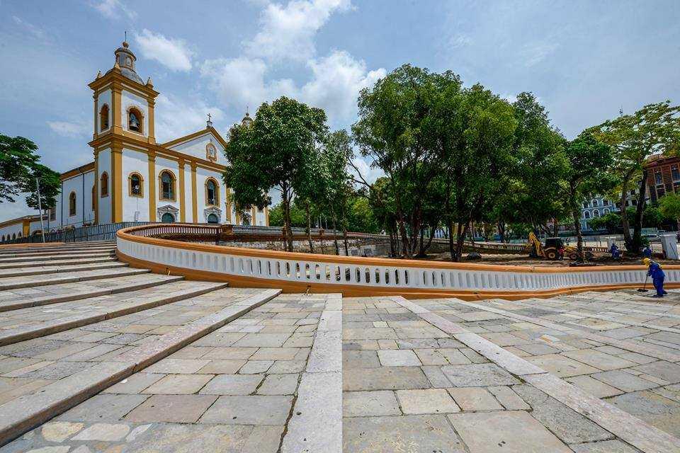 Praça da Matriz / Foto : Divulgação