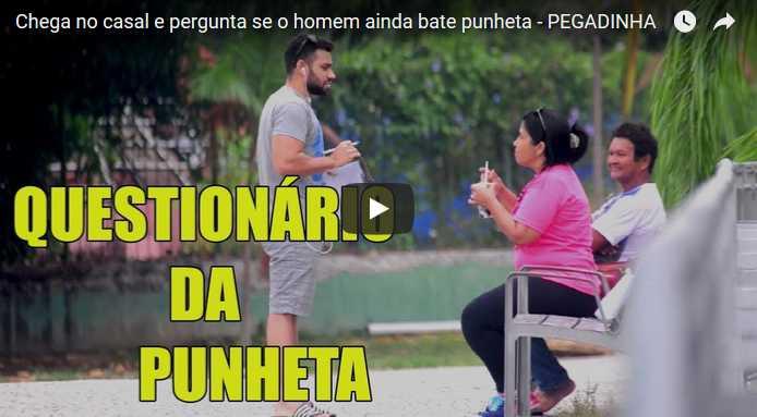Canal 'Saca só' faz sucesso no YouTube com vídeos de pegadinhas em Manaus