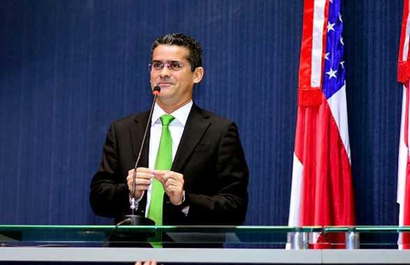 David Almeida vota contra parecer que extingue promoções dos praças da PM  / Foto : Dhyeizo Lemos