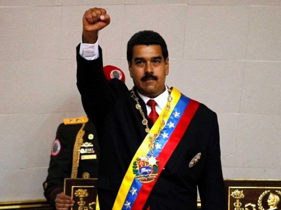 Nicolás Maduro, presidente da Venezuela - Imagem: Divulgação