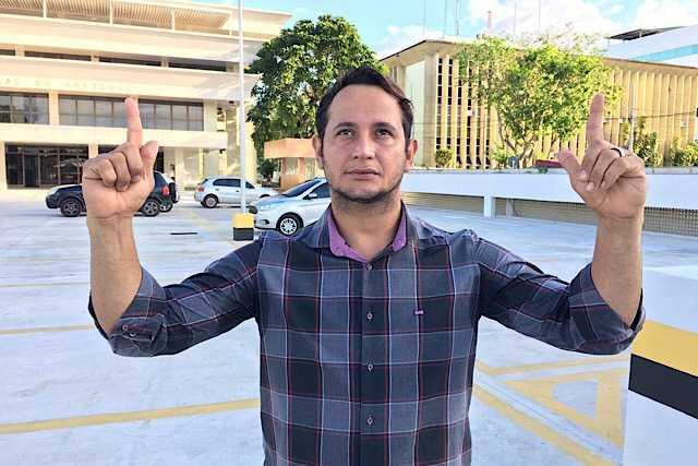 Ex candidato Jardel é acusado de matar um homem com golpes de gargalo de garrafa - Imagem: Divulgação