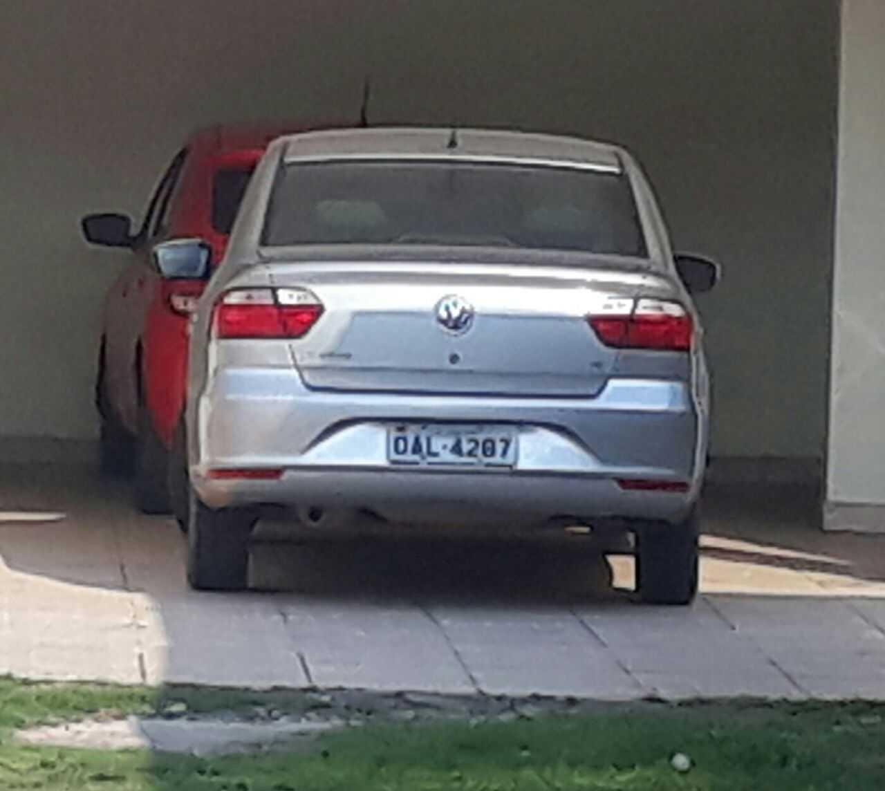 Os criminosos alugaram um carro para ser usado no sequestro - Imagem: Divulgação