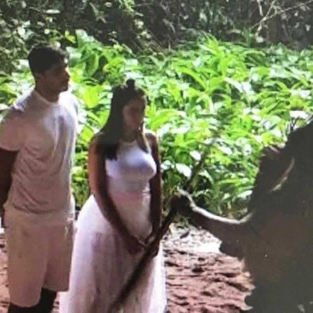 Foto do casamento de Anitta na Amazônia é publicada- Imagem: Divulgação