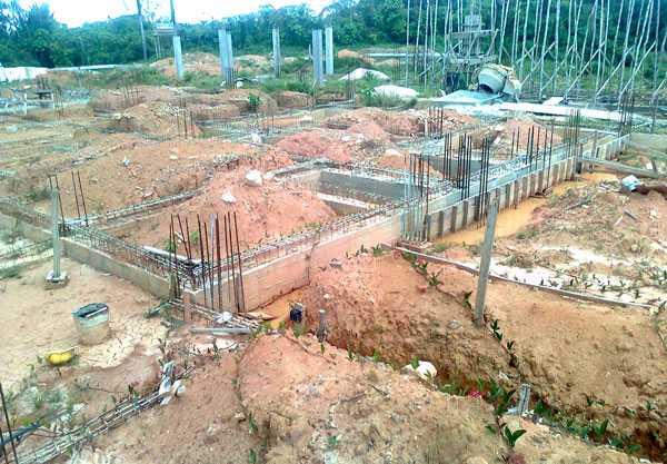 Justiça Federal determina conclusão da construção da cadeia pública de Tefé, após 5 anos de abandono - Imagem: Divulgação