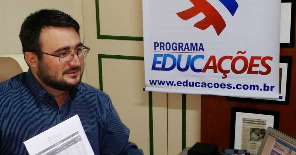 Professor Rony Siqueira