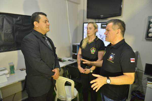 Secretaria de segurança do AM terá sistema para monitorar quem entra armado em casas noturnas - Imagem : Divulgação