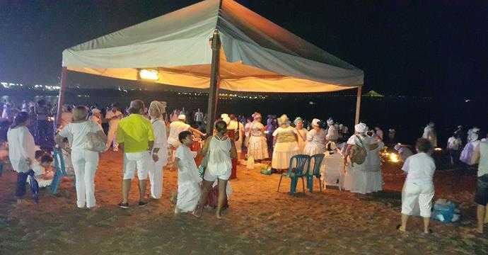 Inicia hoje Festival Afro-Amazônico de Yemanjá na Praia da Ponta Negra em Manaus - Imagem: Divulgacao/manauscult