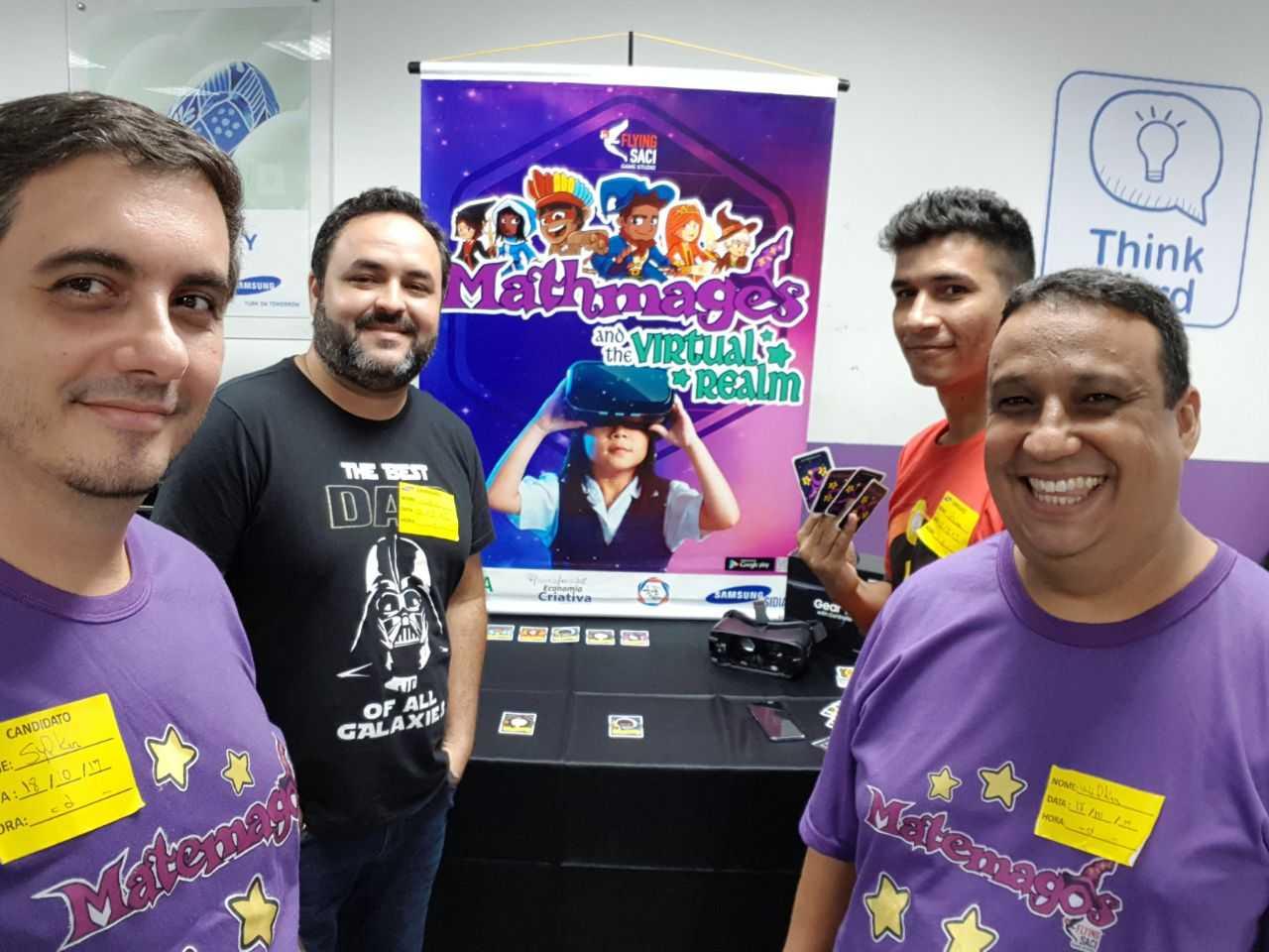 Startup amazonense de Games Educacionais 'Flying Saci' concorre como Startup do Ano / Divulgação