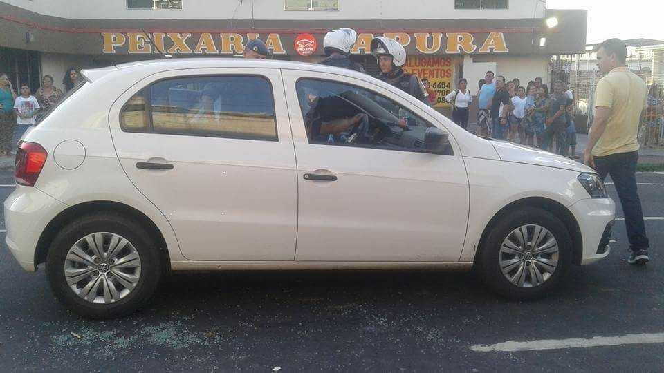 Passageira de Uber é assassina no Centro de Manaus / Divulgação