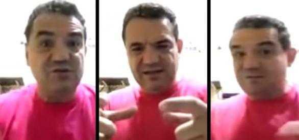 Pastor grava vídeo antes do suicídio e imagens são perturbadoras