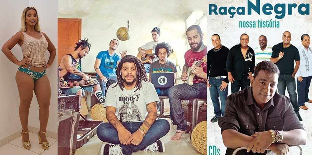Funk, Reaggae e Pagode embalarão a virada de ano em Manaus