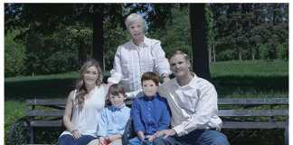 A pior sessão fotográfica de família da história moderna por Lesa Hall