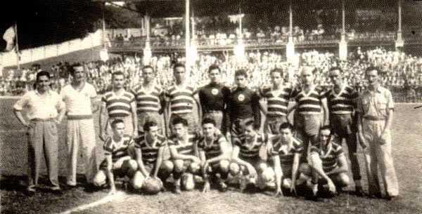 Atlético Barés Clube / Foto Reprodução Baú Velho