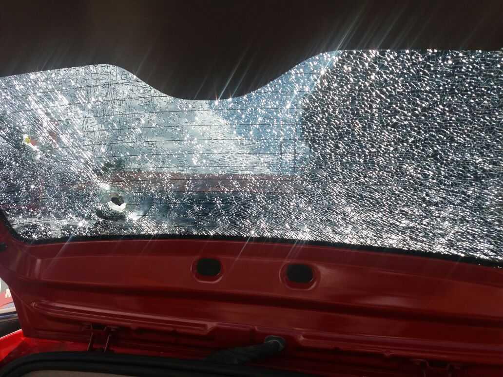 Bandidos trocam tiros com policiais da 26º Cicom - Imagem: Divulgação