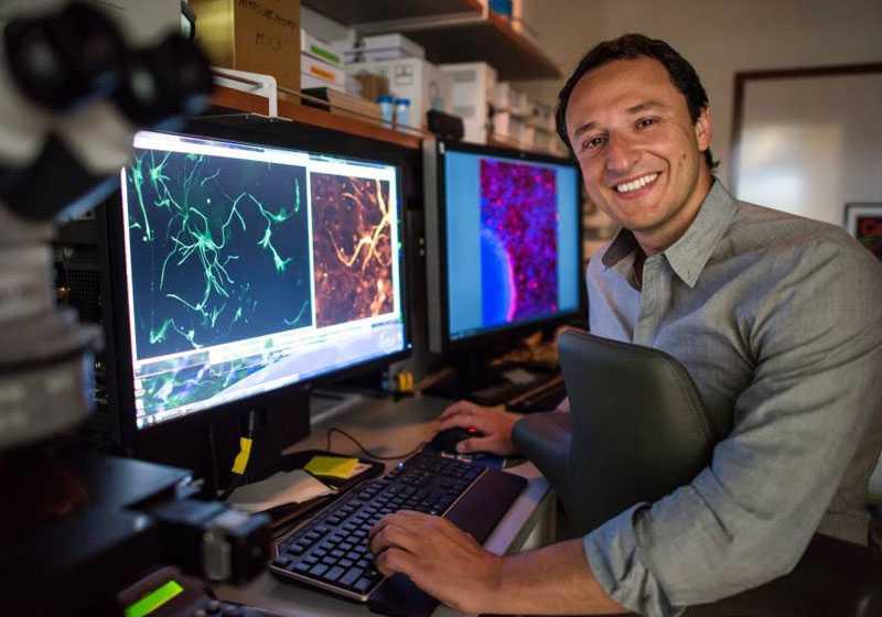Alysson Muotri - Foto: David Paul Morris/Universidade da Califórnia/Divulgação