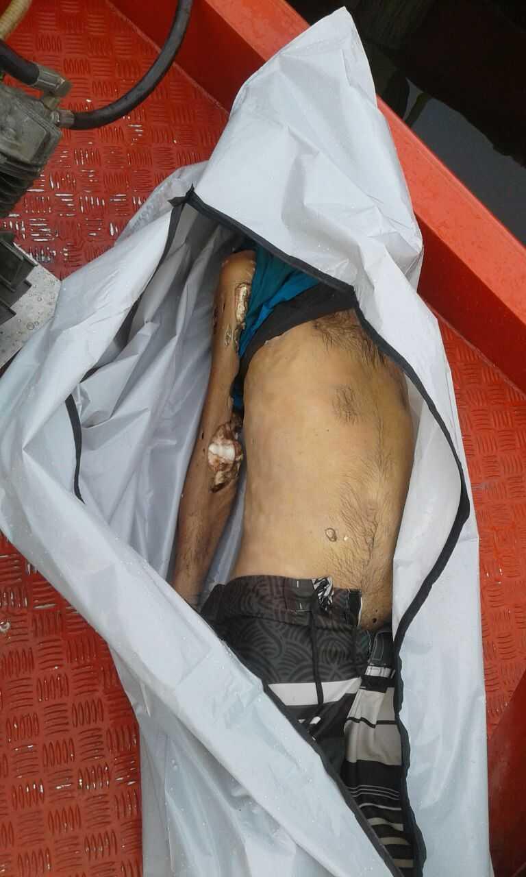 Corpo de homem desaparecido é encontrado na Manaus Moderna - Imagem: Duvilgação