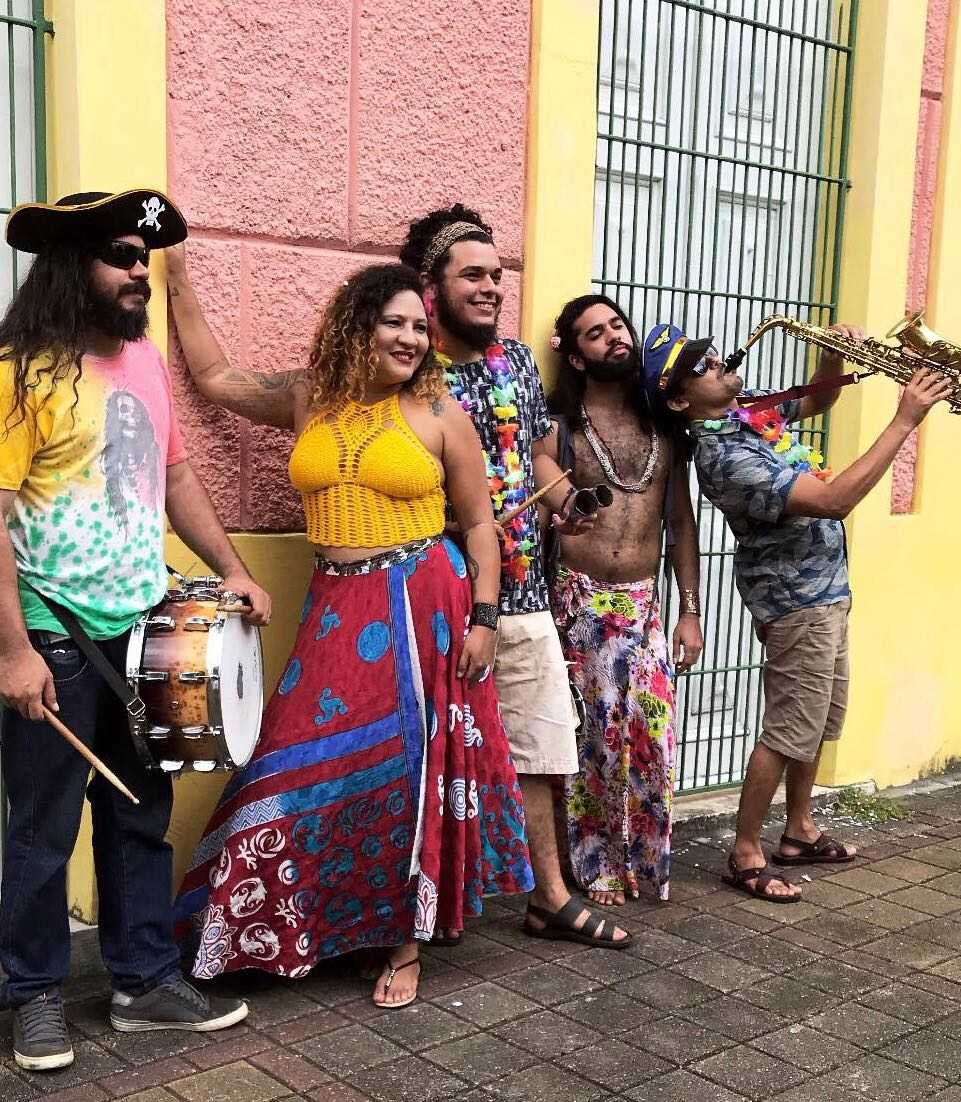 Vem aí o 1o. Festival Carnabôco, com muita folia para esquentar o carnaval! / Divulgação